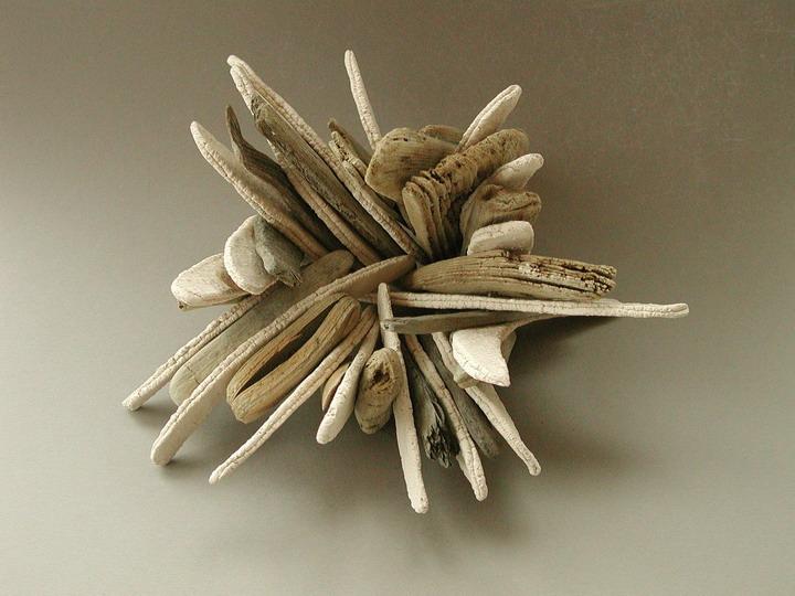 pascale de visscher    sculptures - c u00e9ramique